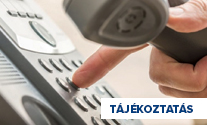 OFA Vezetékes Telefon Kapcsolat