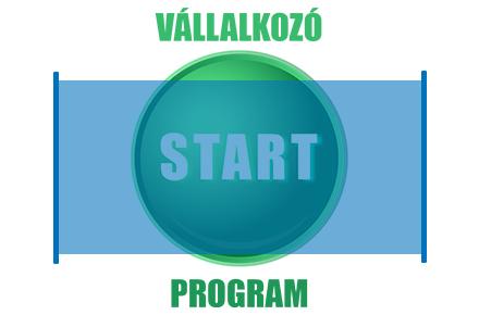 """""""Vállalkozó Start"""" Programra történő jelentkezés felfüggesztése"""